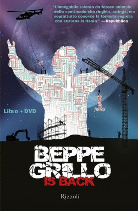 Copertina di: Grillo is Back + DVD