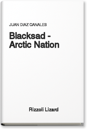 Copertina di: Blacksad – Arctic Nation