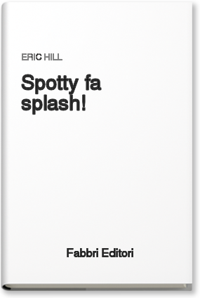 Copertina di: Spotty fa splash!