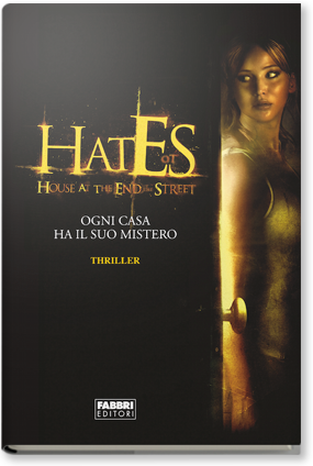 Copertina di: Hates. House at the end of the street
