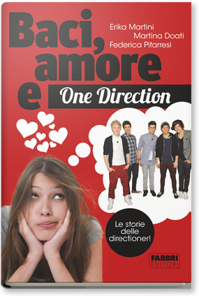 Copertina di: Baci, amore & One Direction