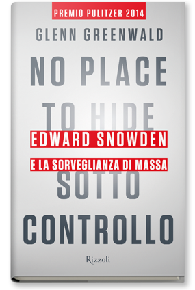 Copertina di: No place to hide  – Sotto controllo