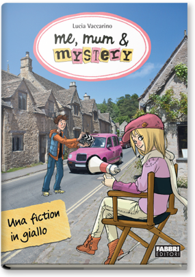 Copertina di: Me, mum & mystery. Una fiction in giallo