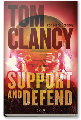 Copertina di: Support and defend