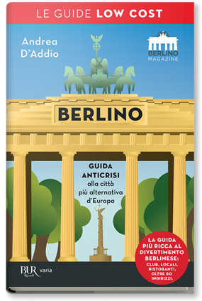 Copertina di: Le guide Low Cost Berlino