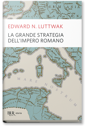 Copertina di: La grande strategia dell'Impero Romano
