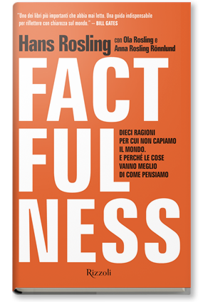 Copertina di: factfulness