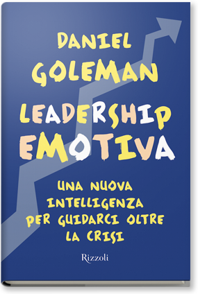 Copertina di: Leadership emotiva