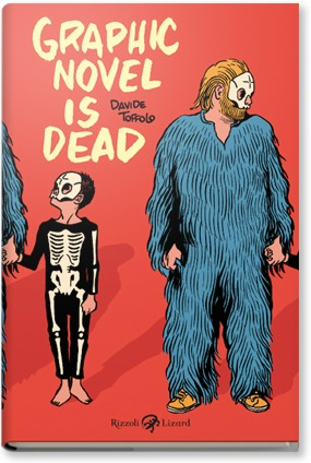 Copertina del Libro: Graphic novel is dead