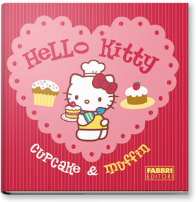 Copertina di: Hello Kitty cook'n'cube Cupcake & Muffin