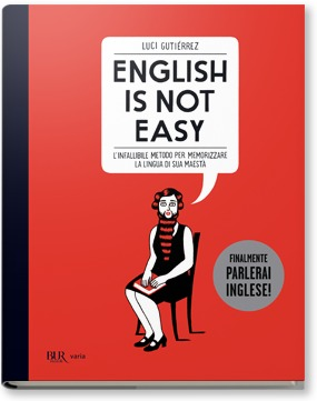 Copertina del Libro: English is not easy