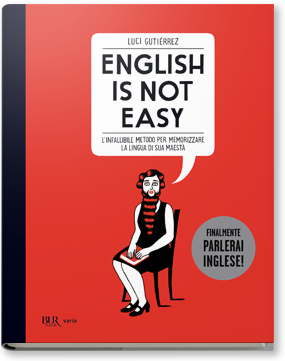 Copertina di: English is not easy