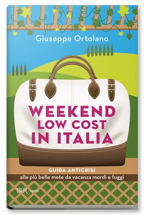 Copertina del Libro: Weekend low cost. In italia