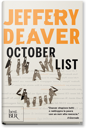Copertina di: October List