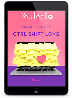 Copertina di: Ctrl shift Love