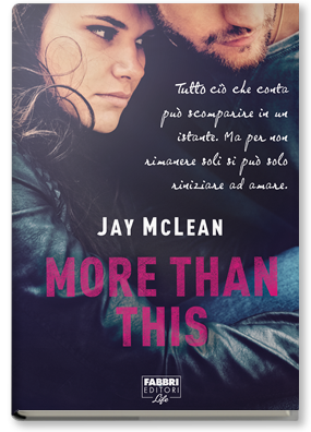 Copertina di: More than this