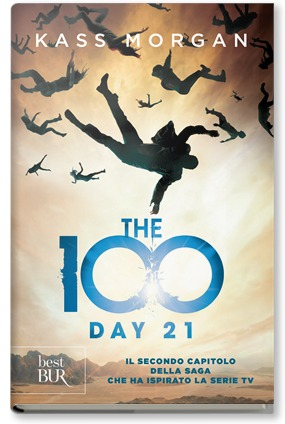 Copertina del Libro: The 100 Day 21
