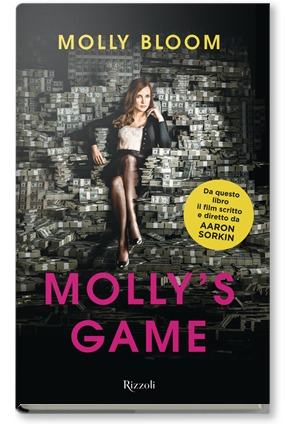 Copertina del Libro: Molly's game