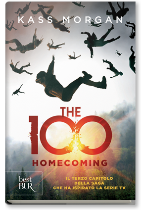 Copertina del Libro: The 100 Homecoming