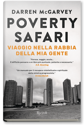 Copertina del Libro: Poverty Safari