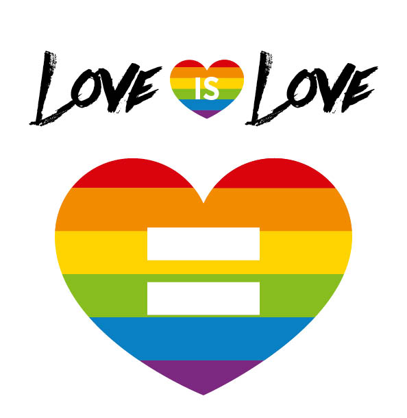Vai Al Percorso Love is Love