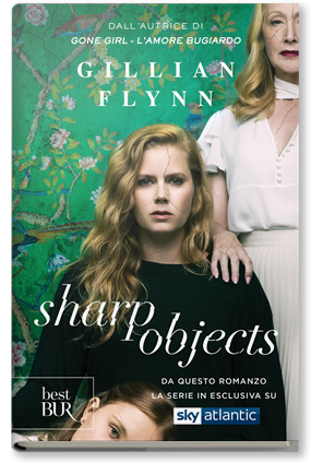 Copertina di: Sharp Objects
