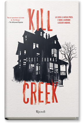 Kill creek copertina